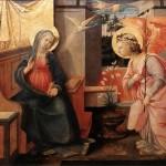 Annunciation_Lippi